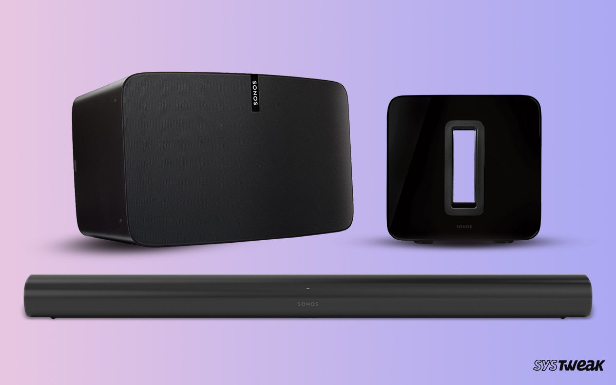 Sonos Debuts New Hardware Trio – Arc Soundbar, Sonos Sub, and Sonos Five Speaker