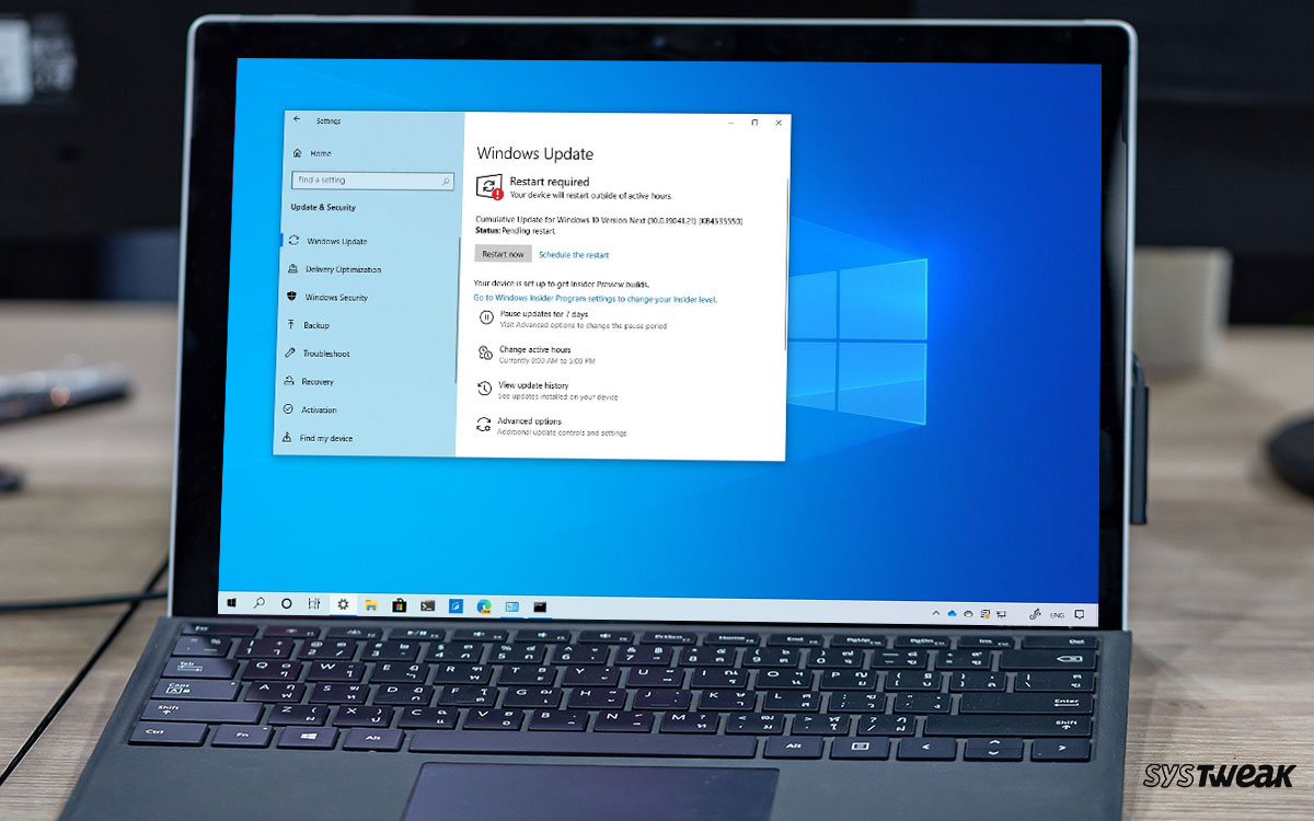 Windows 10 May 2020 Update is Rolling Out for Users – Here's How to Download It.