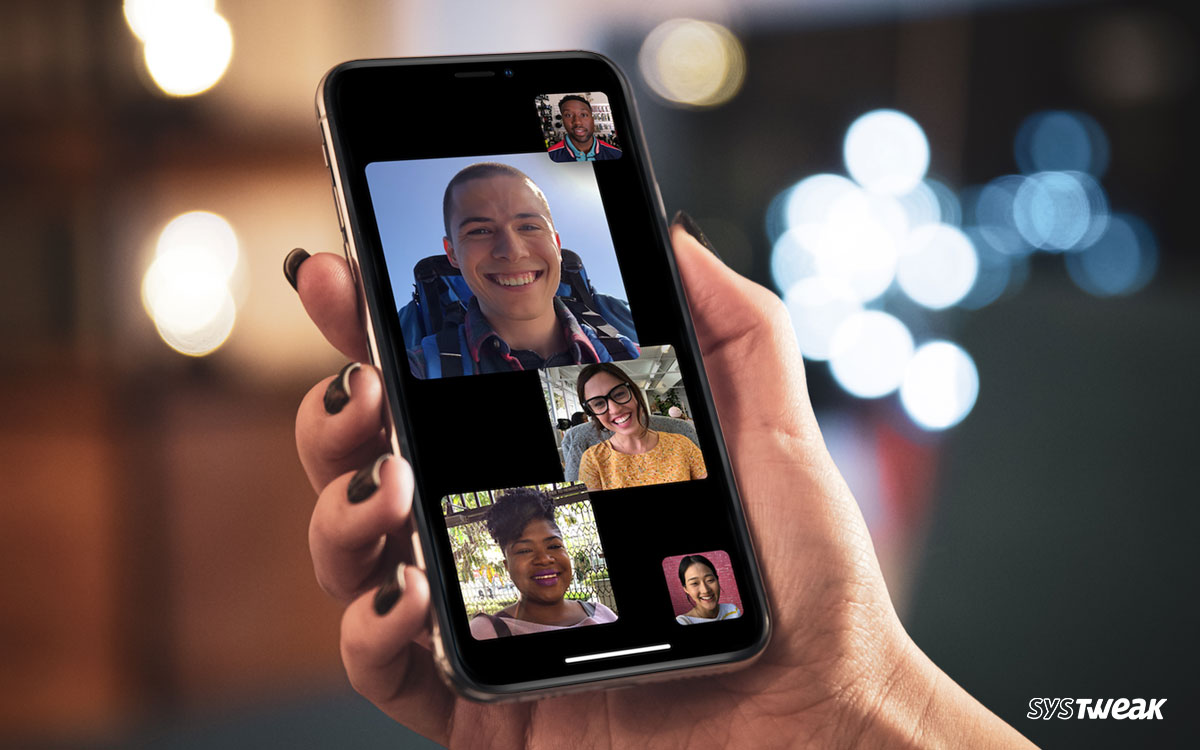 iOS 13.5 – Disable Automatic Face Zooming in FaceTime
