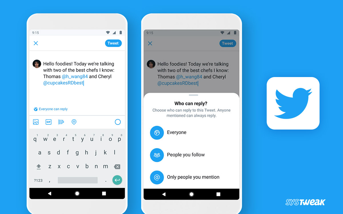 Twitter Rolls Out 'No Replies' feature