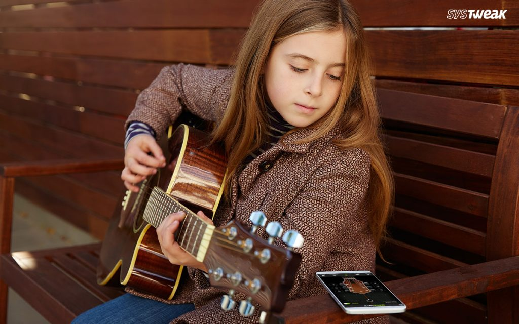 best free guitar teaching app