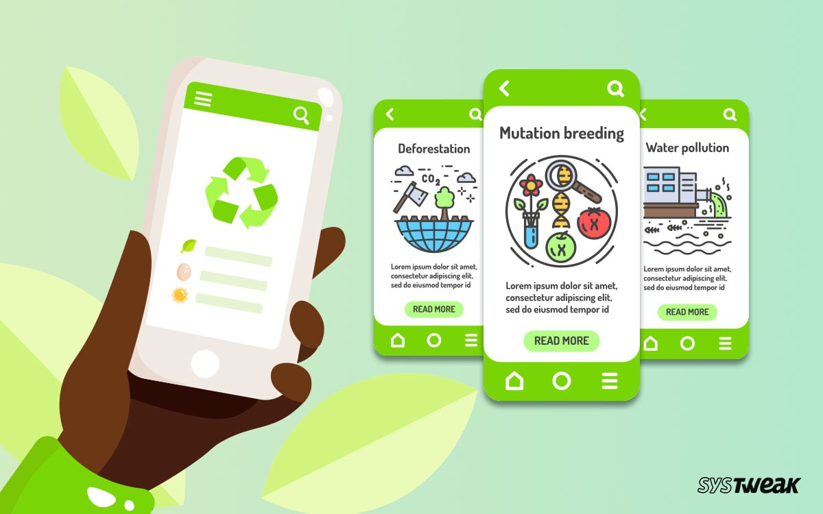 9 Best Sustainability Apps: World Environment Day Special