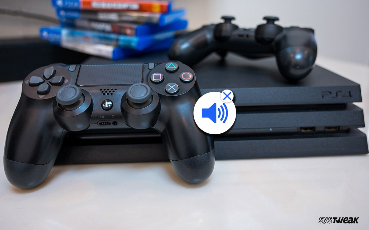 Fix – PS4 Audio Not Working When PS4 controller is Connected to PC