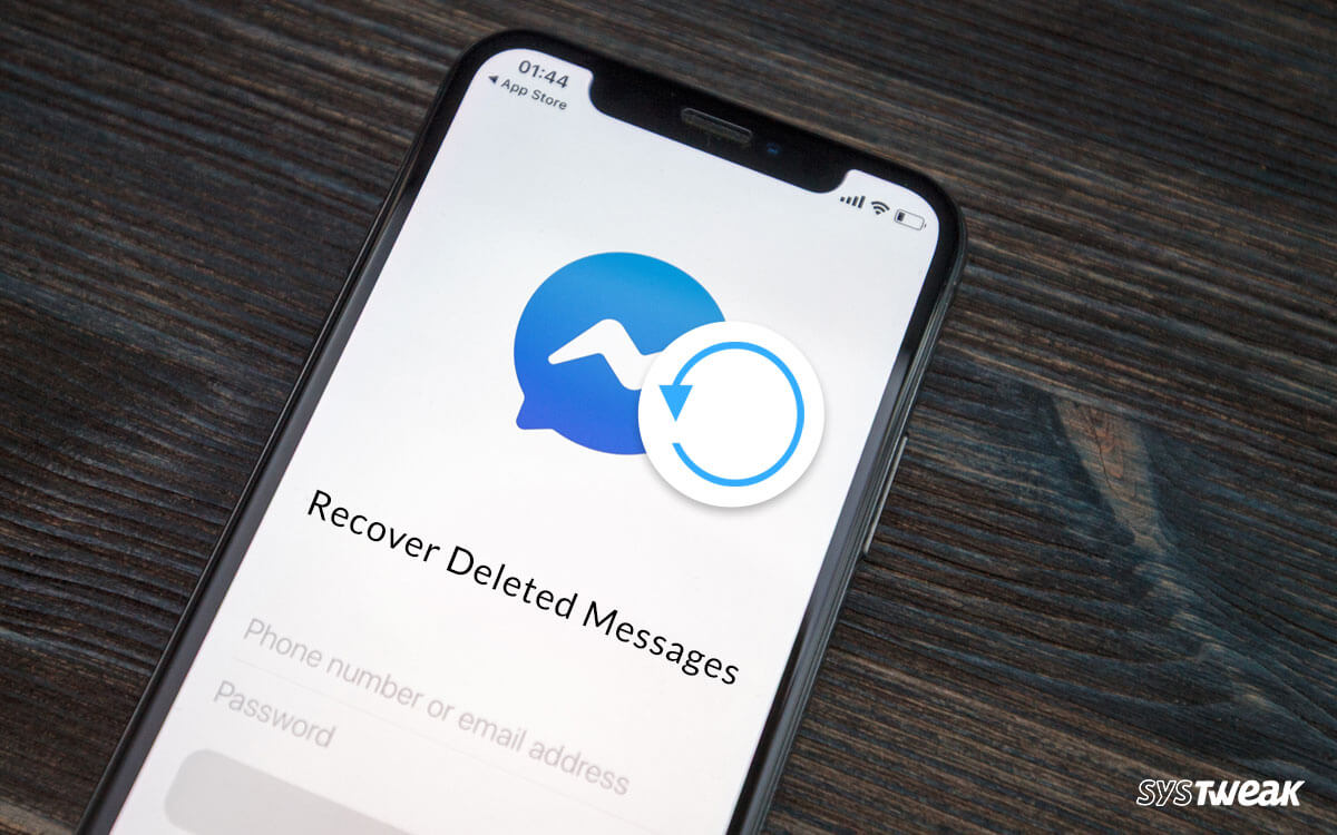 How To Recover Permanently Deleted Facebook Messages on Messenger