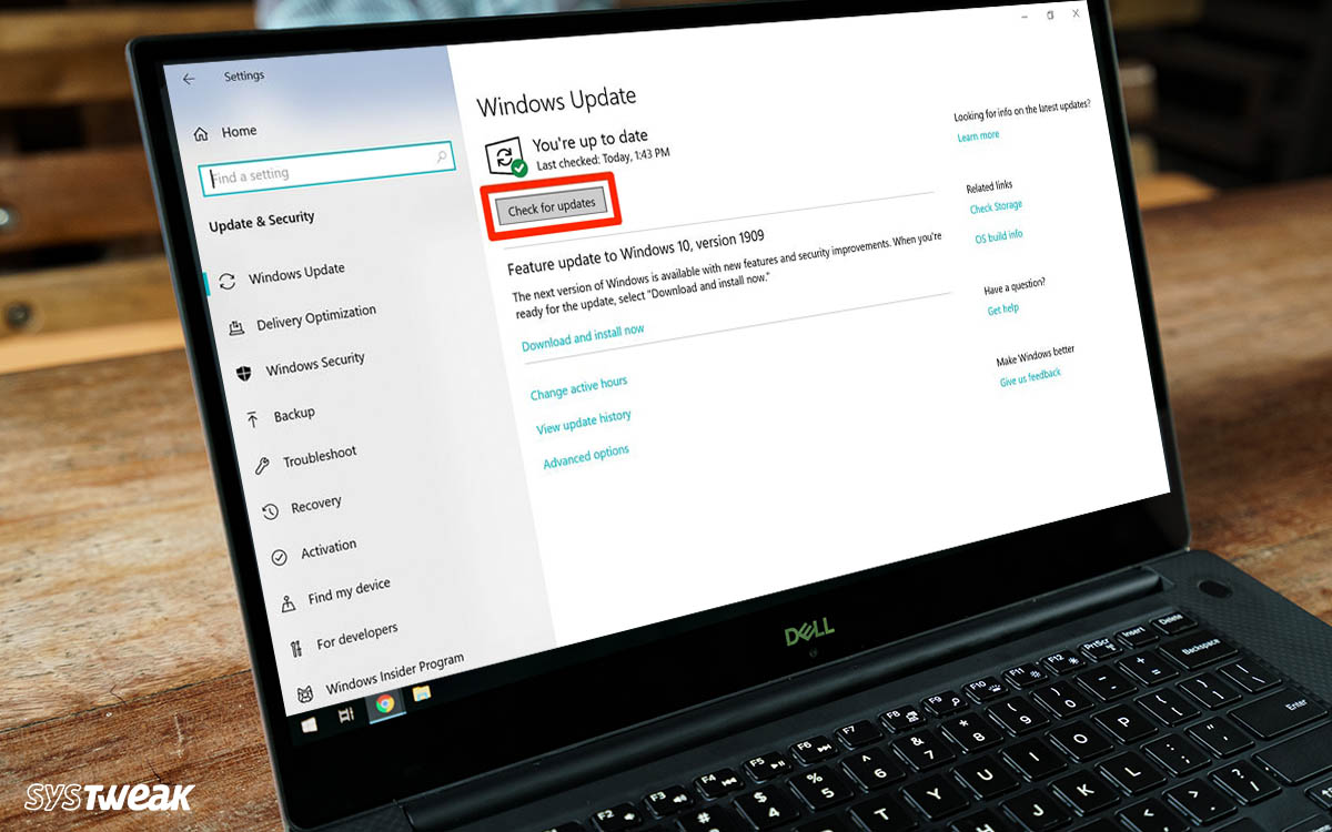 How to Check for and Update Windows 10 – 2020