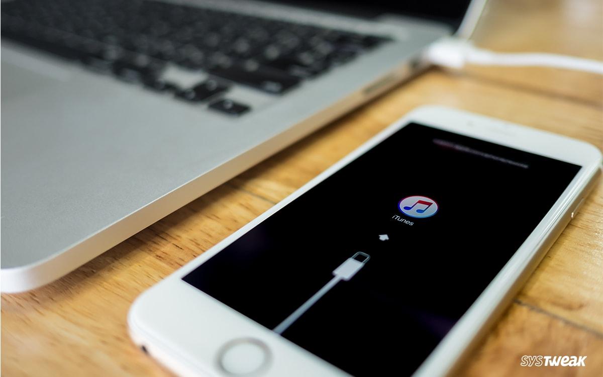 How to Fix iTunes Error 9006 or iPhone Error 9006