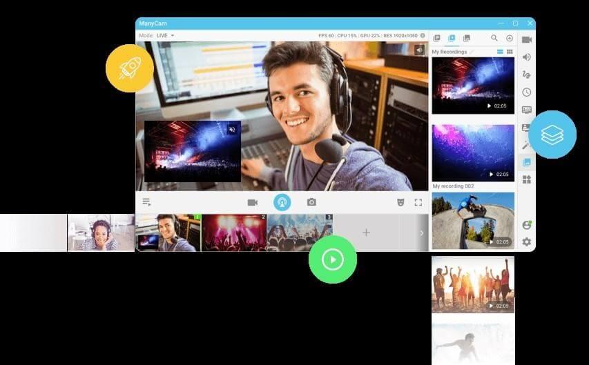 Top 10 Best Webcam Software For Windows 10 8 7 Pc 2021