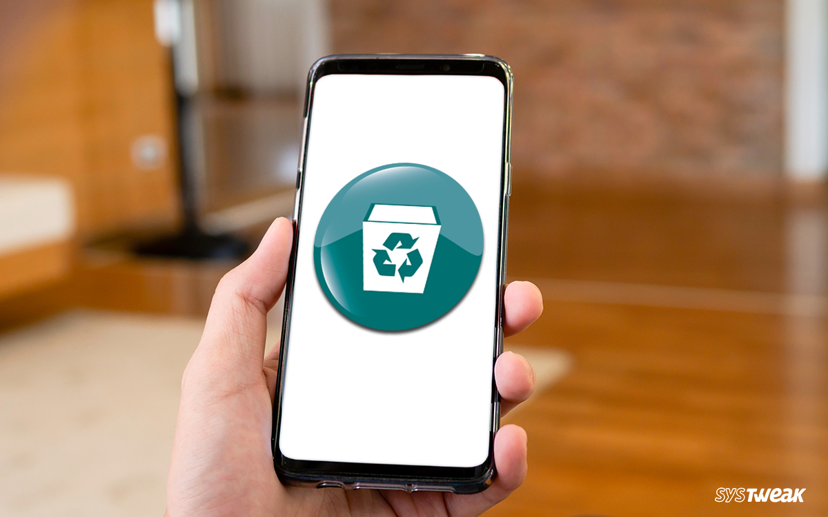 Retrieve Deleted Files With Best Recycle Bin Apps For Android