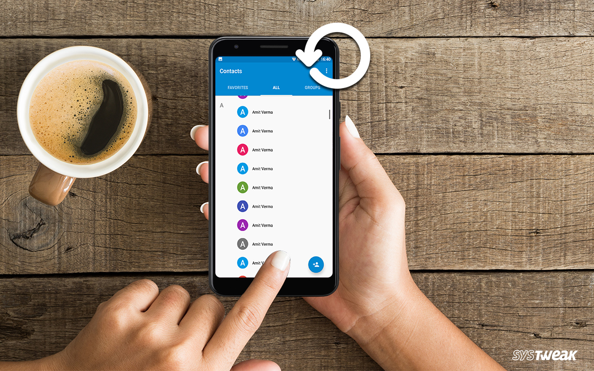 Ways To Manage And Backup Contacts On Android