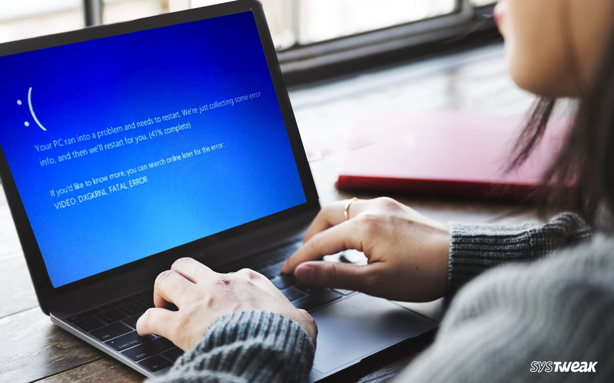 How Can I Fix Fatal System Errors On Windows 10?