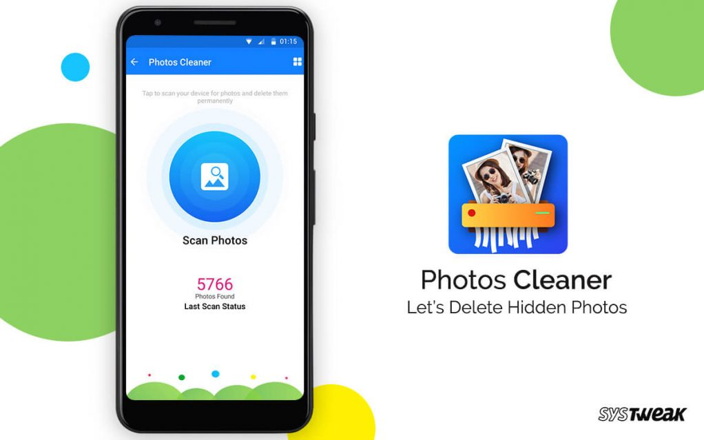 "Systweak Launches ""Photos Cleaner"" for Android"