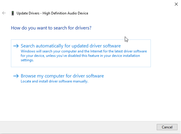 How to Update Realtek HD Audio Drivers in Windows 10 PC