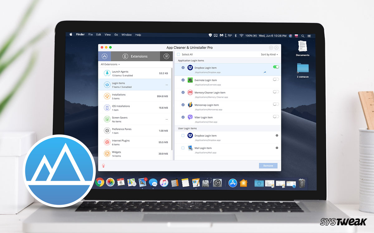 App Cleaner & Uninstaller Pro – Efficient tool to Uninstall App Swiftly from Mac