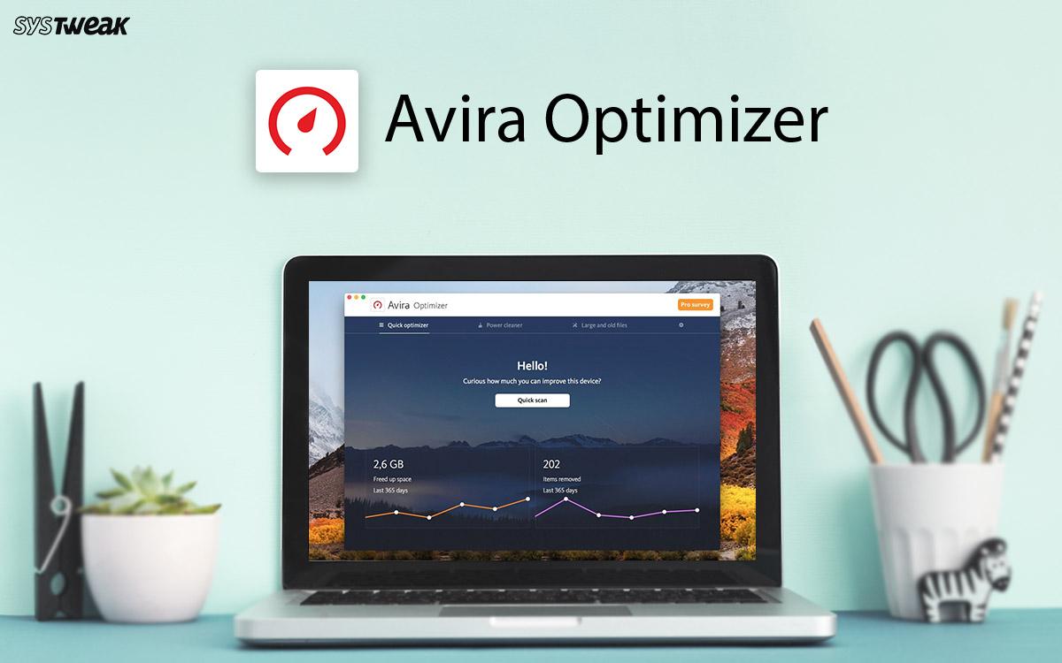 Avira Optimizer: Manage Your Mac Storage