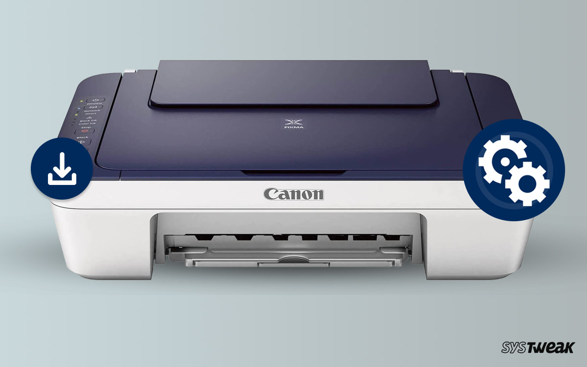 How To Download & Update Canon MG3022 Driver