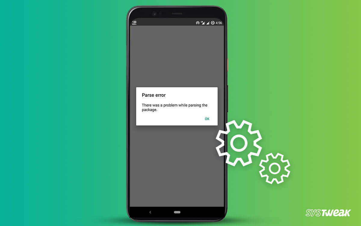 How to Fix Parse Error in Android: There Was A Problem Parsing The Package