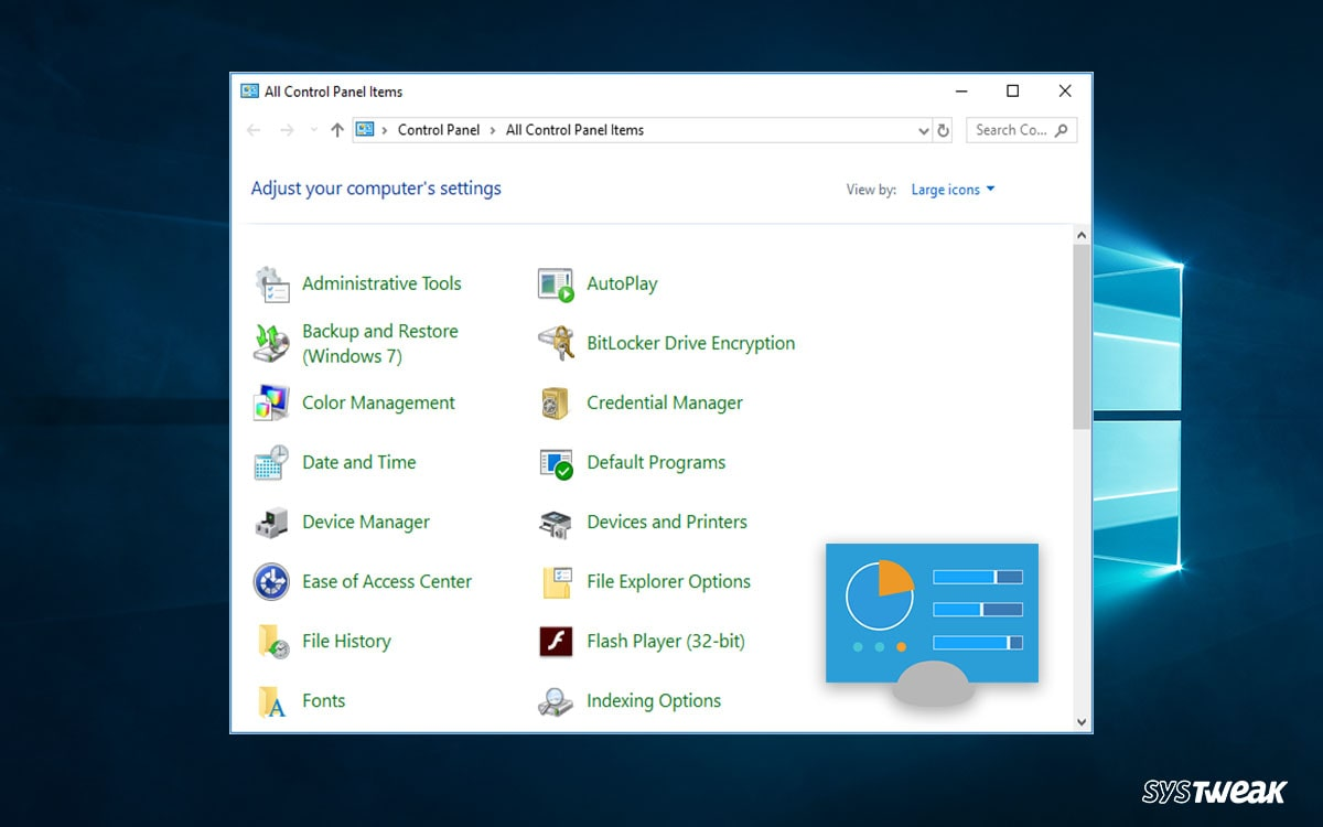 How To Fix Control Panel Not Responding in Windows 10