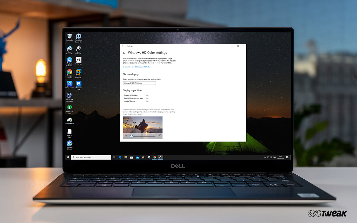 How To Fix HDR Display Not Working On Windows 10?