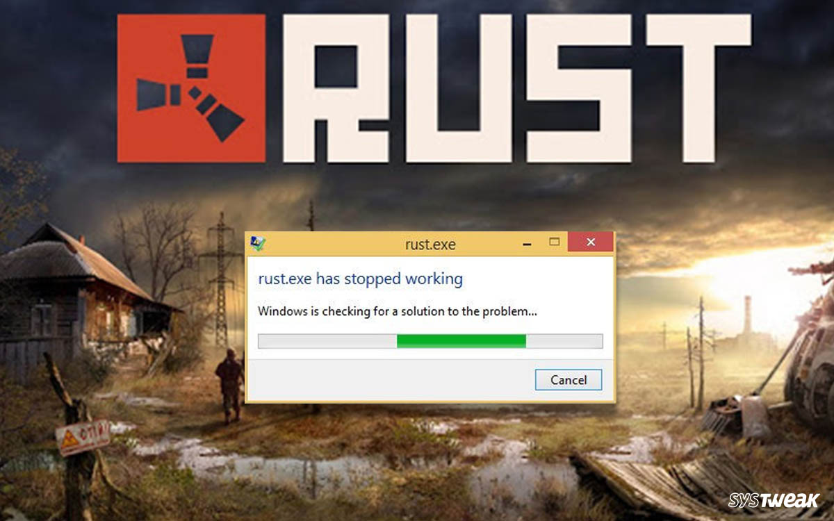 How To Fix Rust Keeps Crashing On Startup: Top 5 Ways