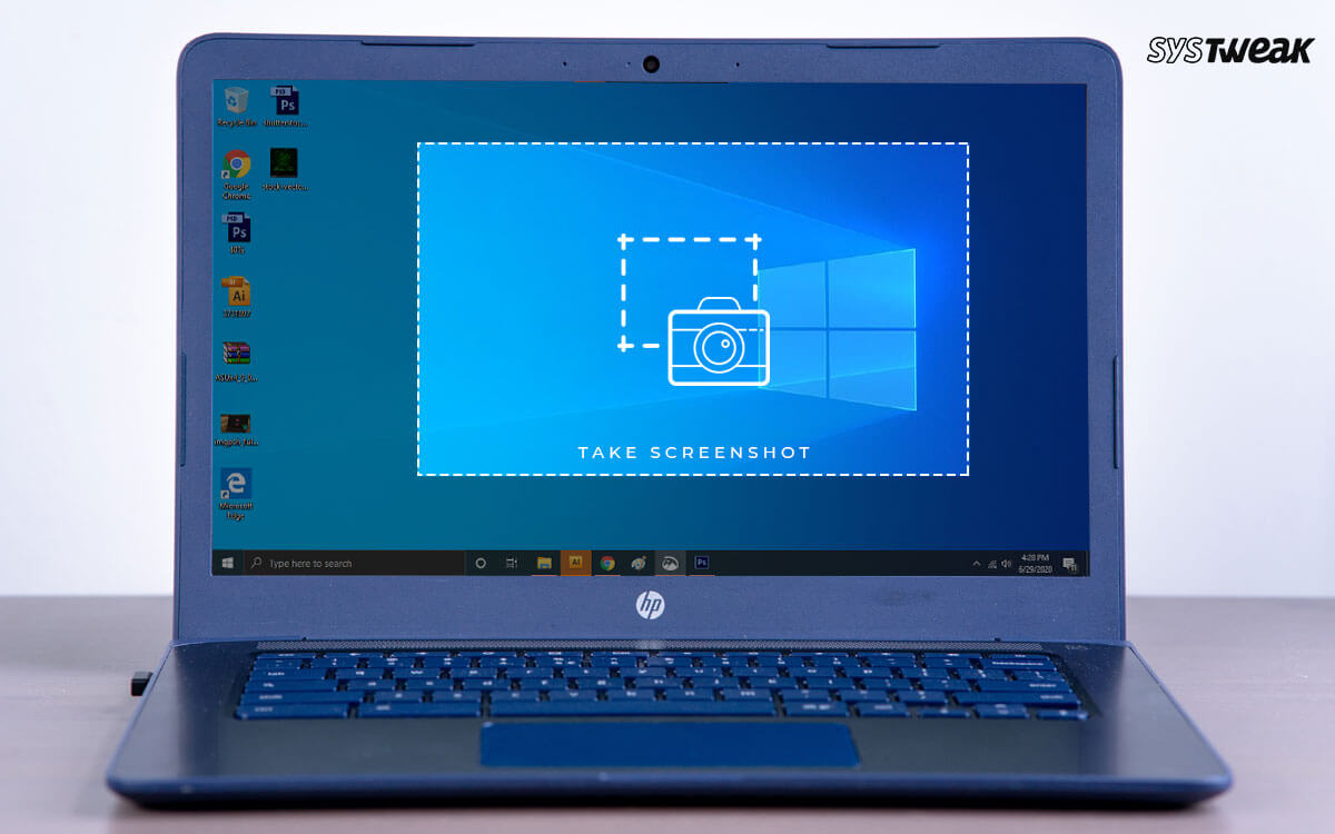 How To Take Screenshots On HP Laptop