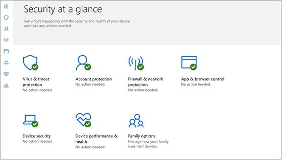 Ainda preciso de um software antivírus com o Windows 10