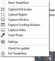 Como tirar uma captura de tela no laptop HP com Tweakshot