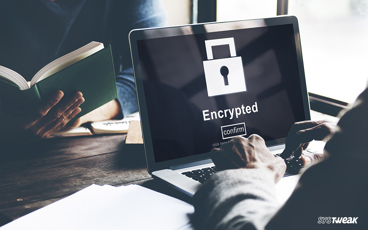 How To Encrypt A File In Windows 10?