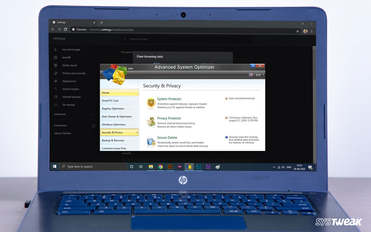 How To Remove Privacy Traces Using Privacy Settings In your Computer?