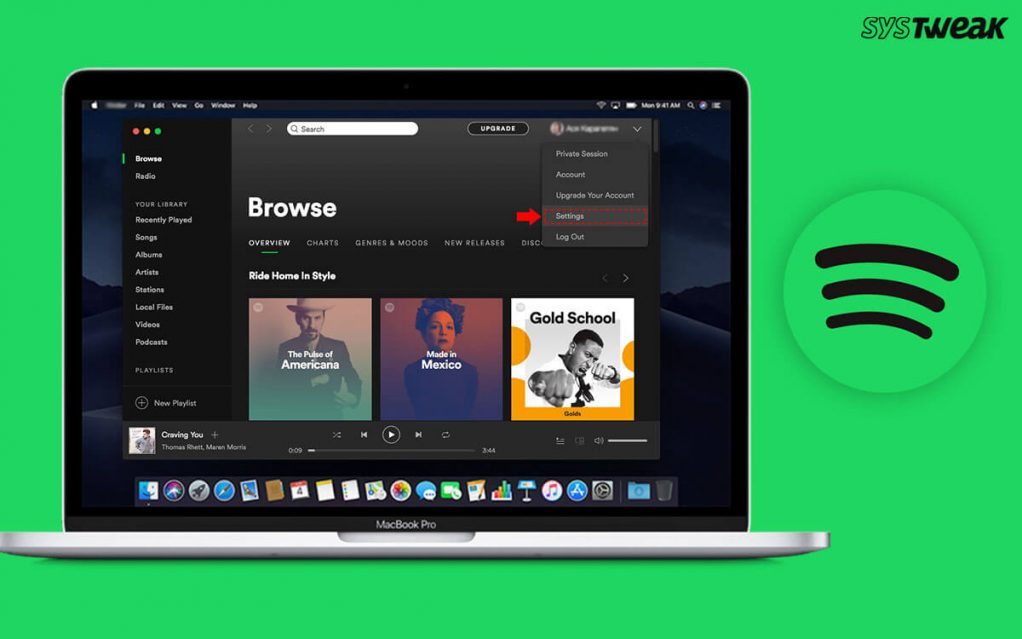 How To Stop Spotify From Opening On Startup – Mac
