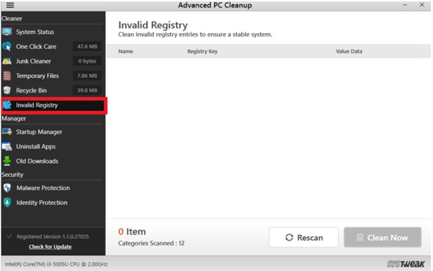 How Can I Find And Fix Broken Registry Items In Windows 10