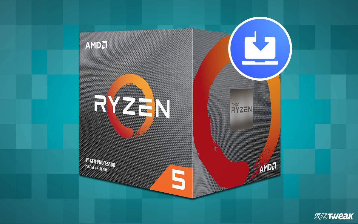 How To Download AMD Ryzen 5 2600 Drivers?