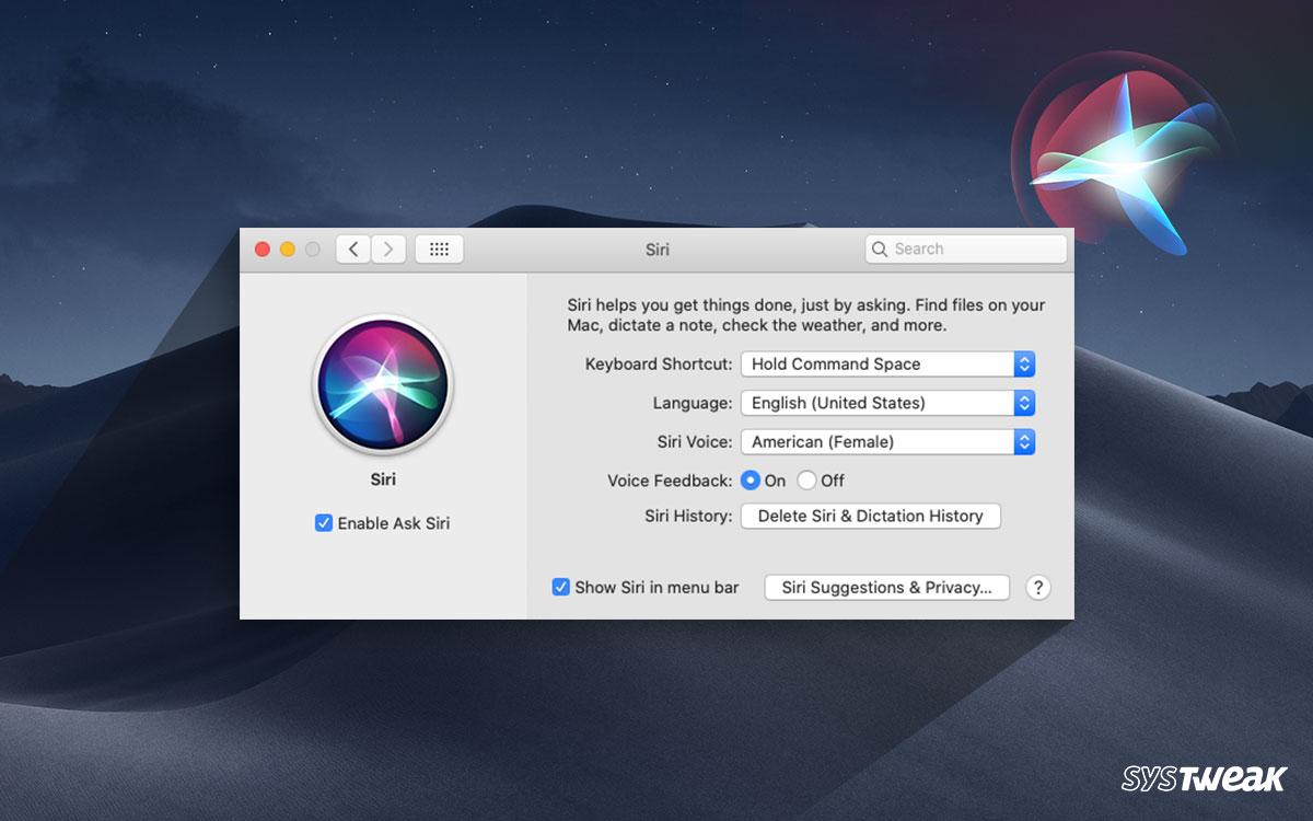 "How To Fix ""Hey Siri Not Responding On Mac"""