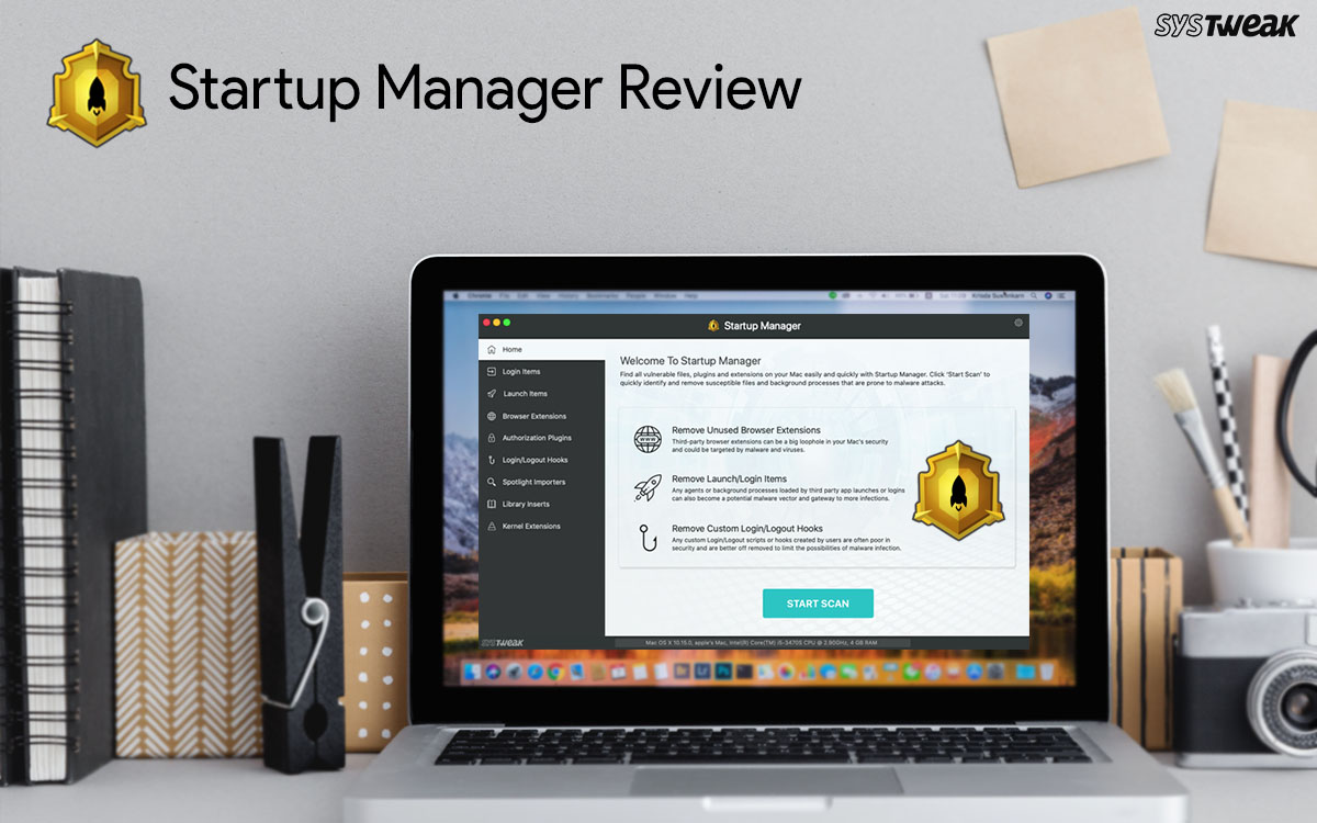 Startup Manager For Mac: Fix Your Machine Now!