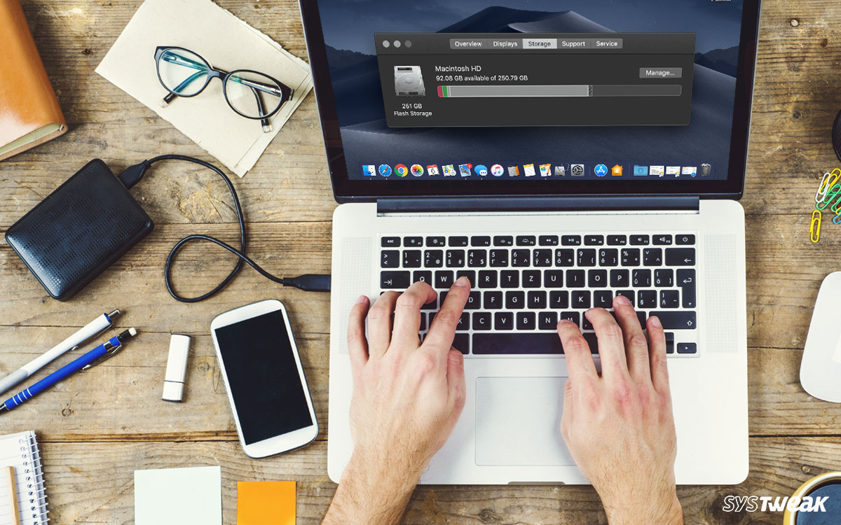 10 Quick Tips to Manage Storage and Tune-Up Mac for Best Performance
