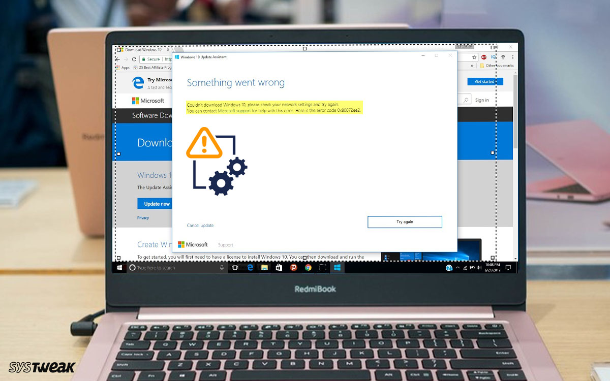 5 Easy Fixes to Resolve Windows Update Error 0x80072efe