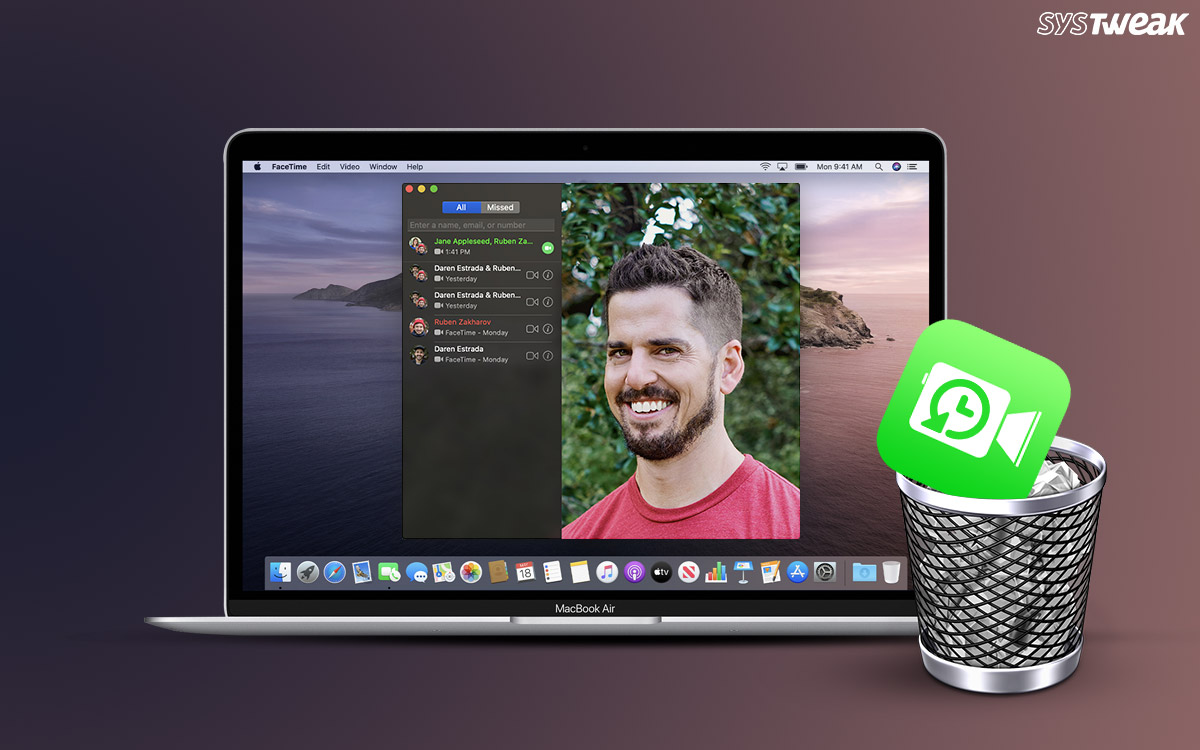 How to Clear FaceTime History on Mac