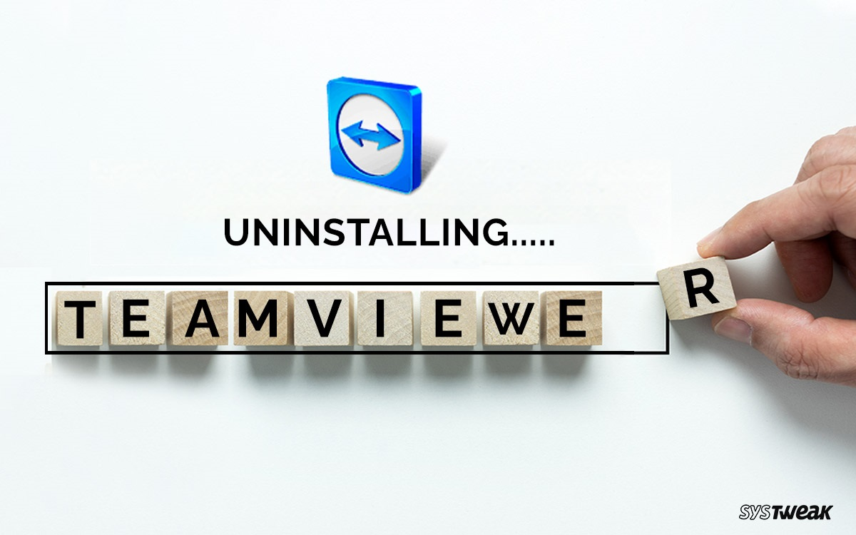 How to Completely Uninstall TeamViewer App On Mac