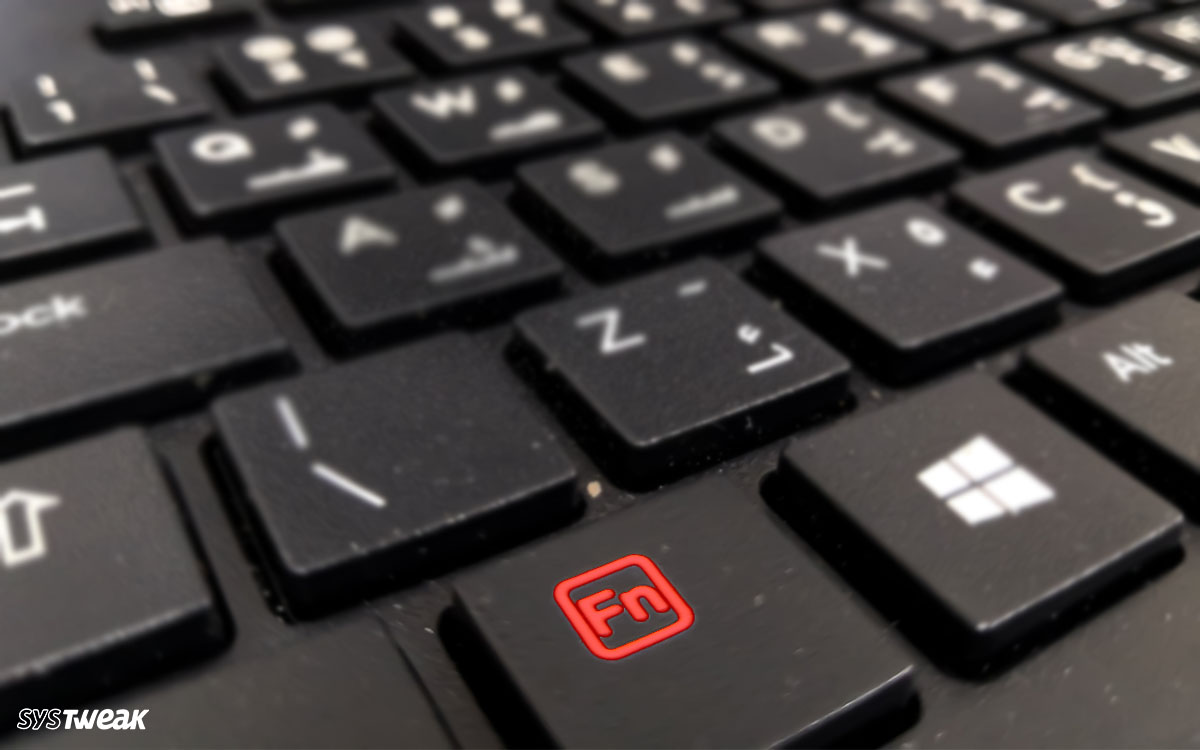 {FIXED} Function Keys Not Working On Windows 10 (2020)