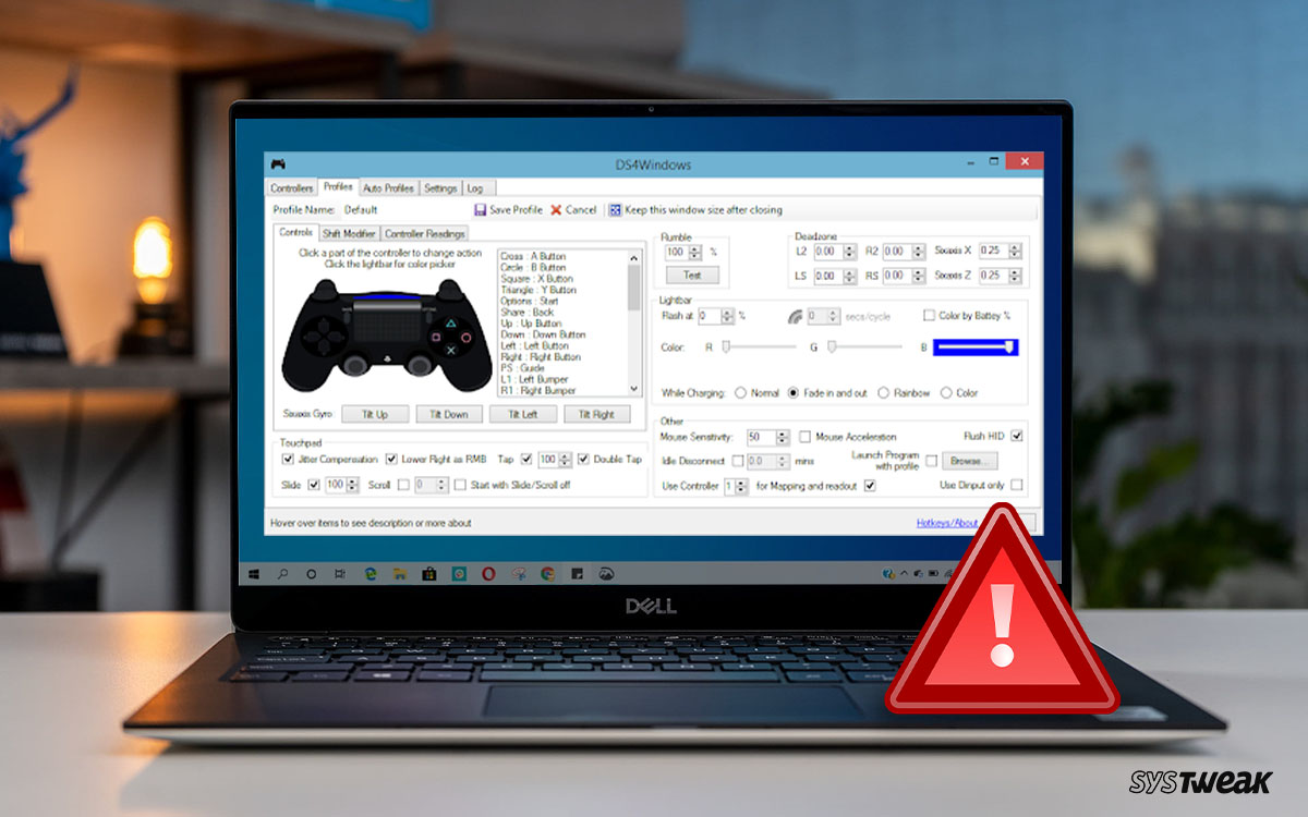 How To Fix DS4 Windows Not Working In Your PC