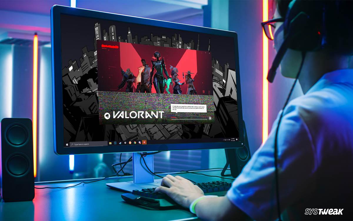 How To Fix Valorant crashing on PC