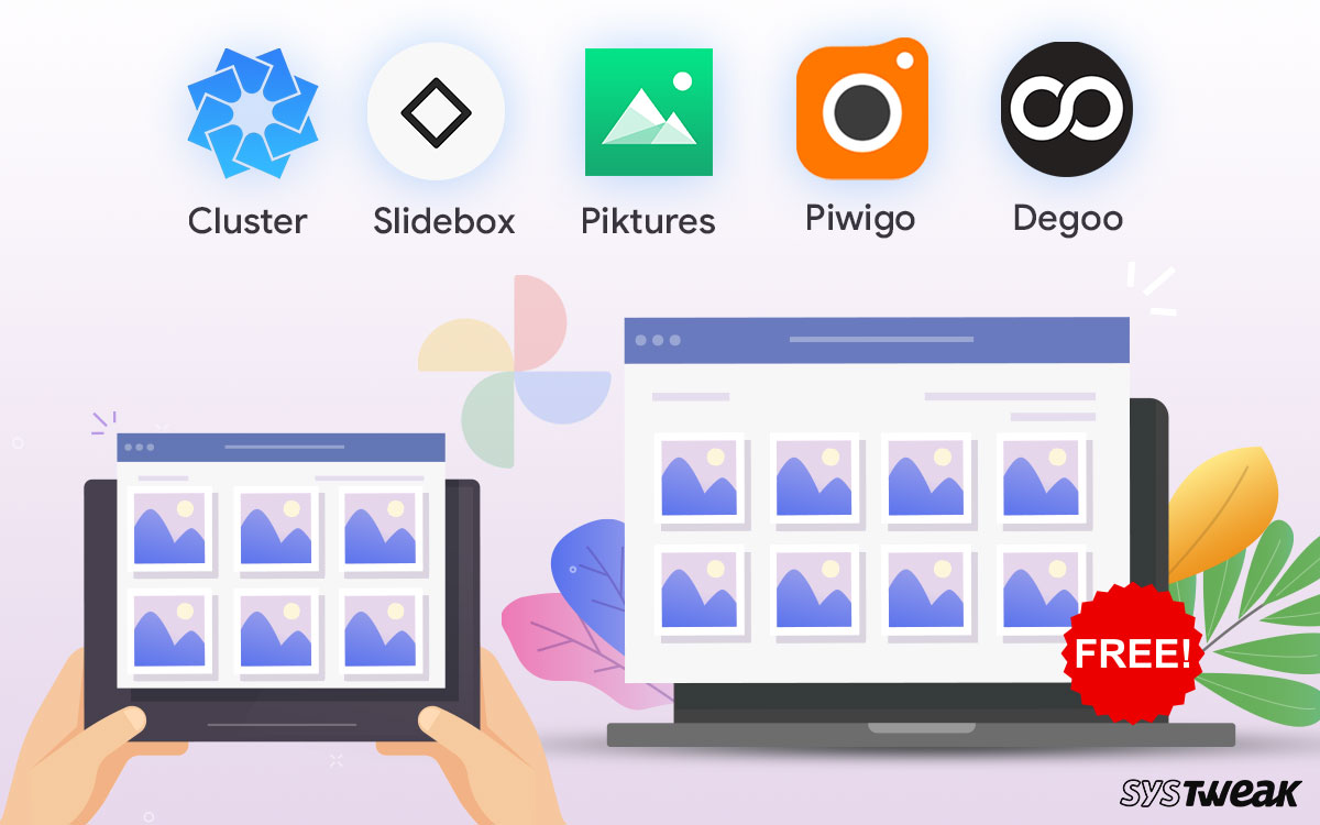 Best Free Google Photos Alternatives To Enjoy Unlimited Storage