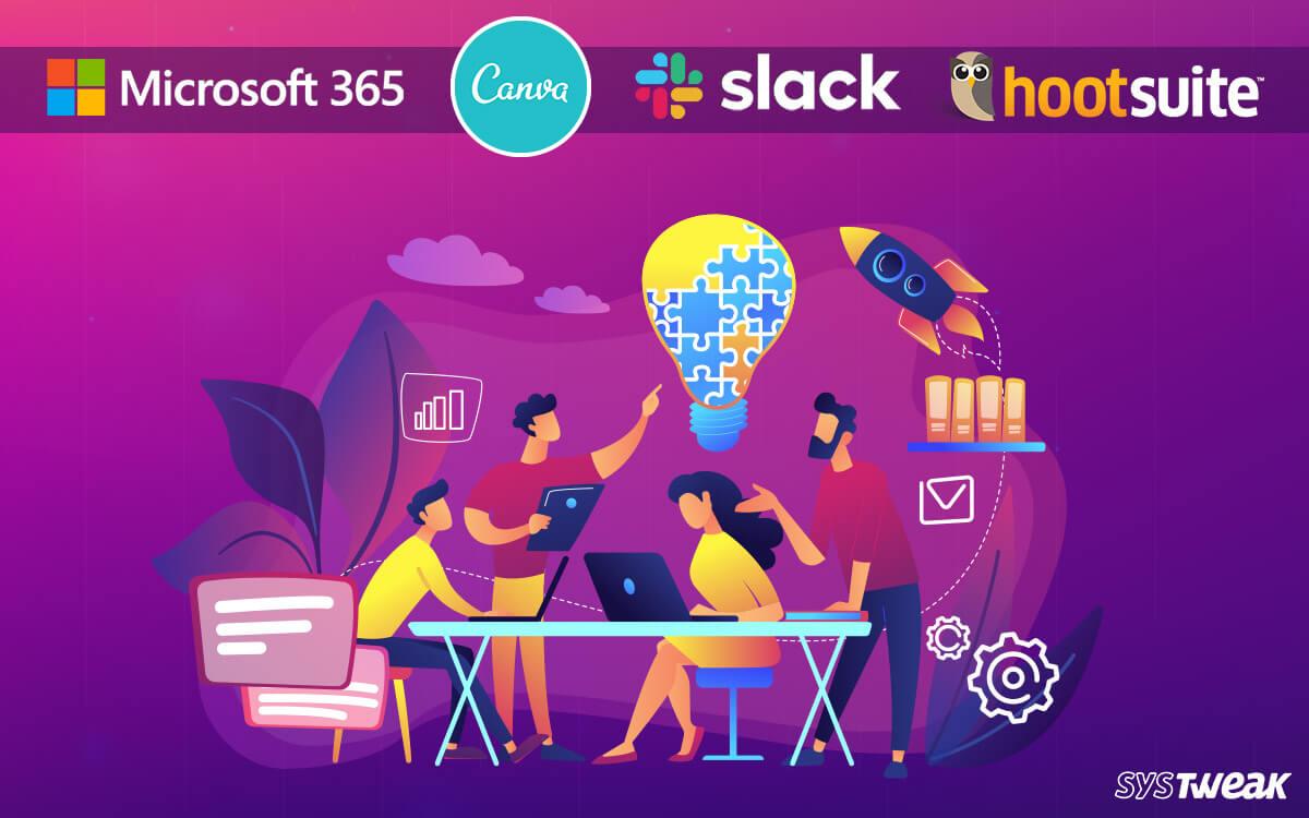 10 Best Online Collaboration Software In 2021