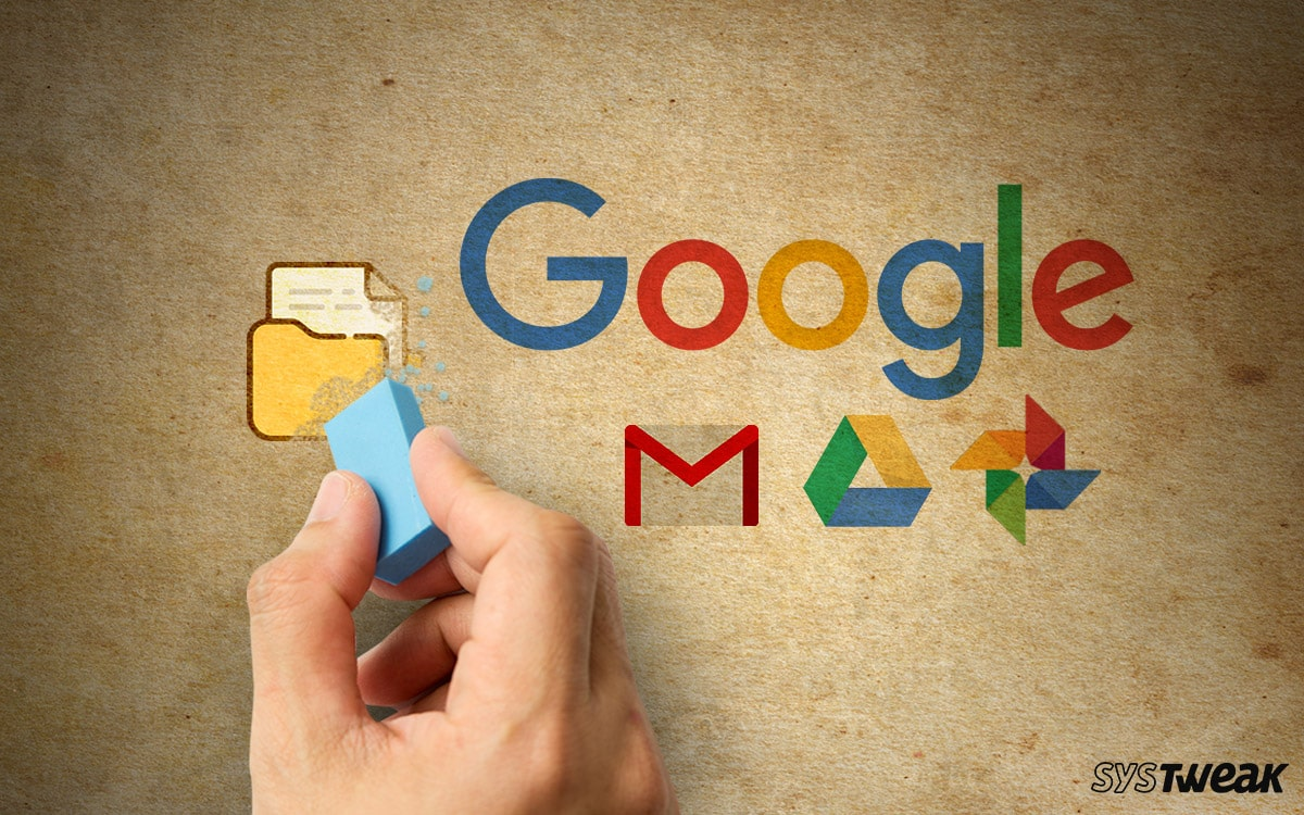 Google Changes Its Storage Policy: Old Or Inactive Accounts May Be Deleted!