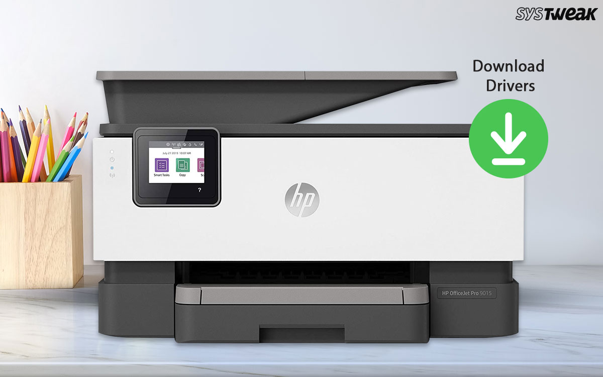 How To Download And Install HP Officejet Pro 9015 Driver