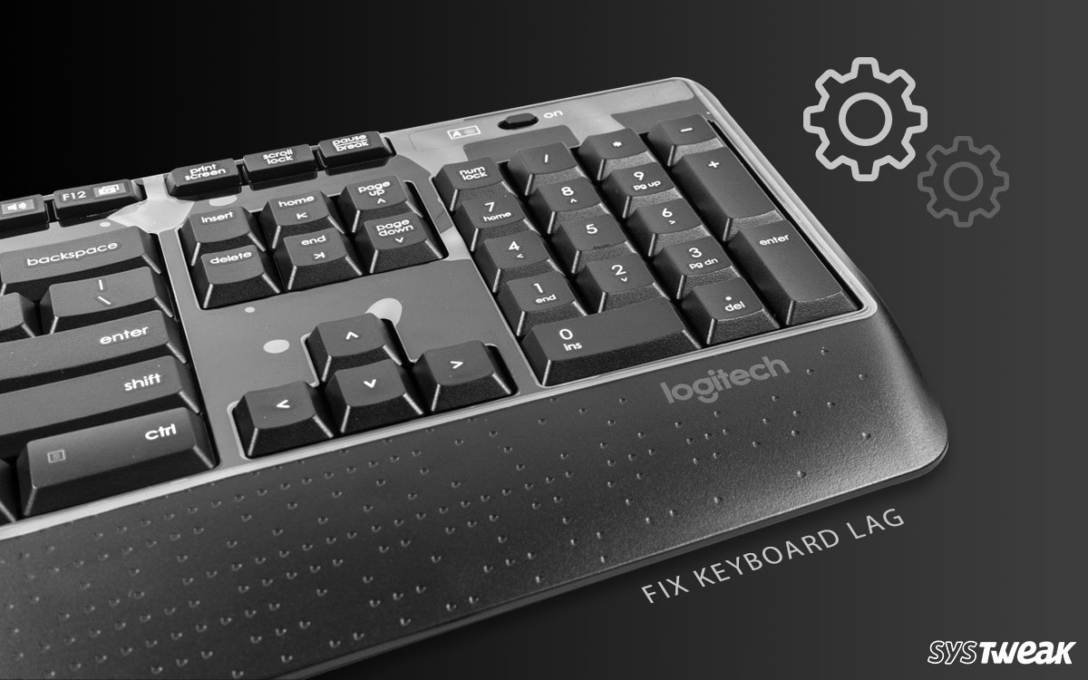 How To Fix Logitech Keyboard Lag In Windows 10 PC?