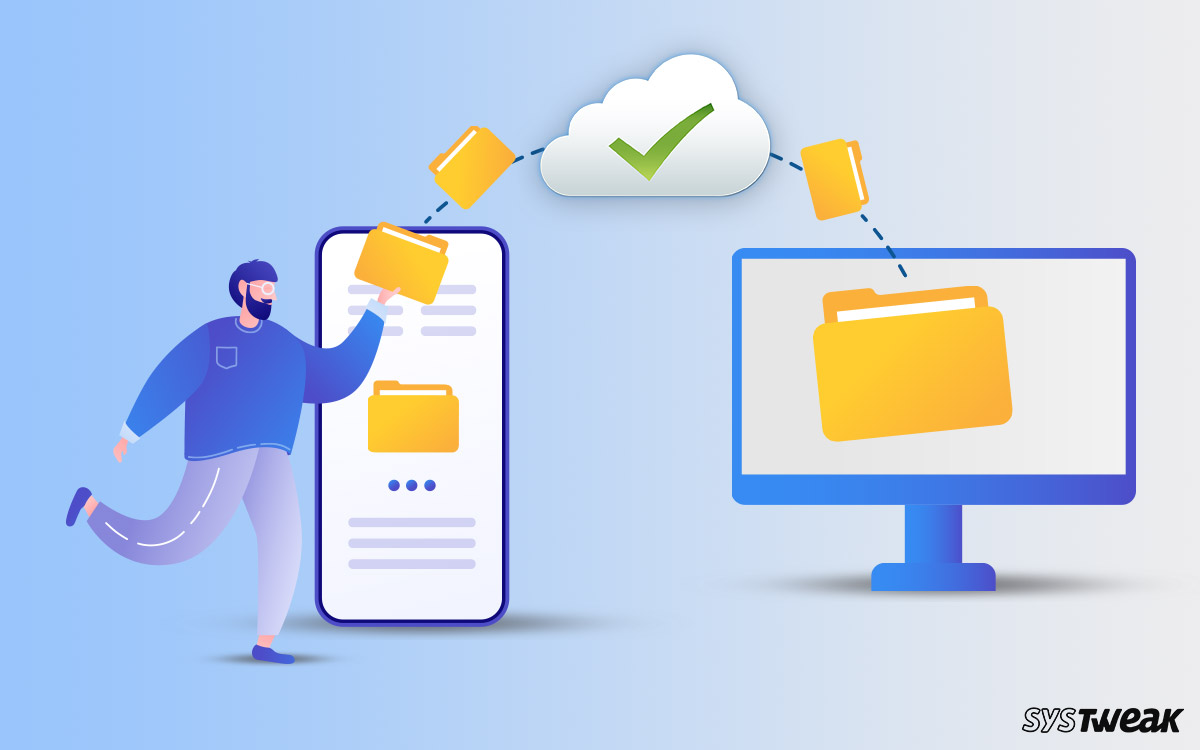How To Transfer Backup Files From One Device To Another Using Right Backup?