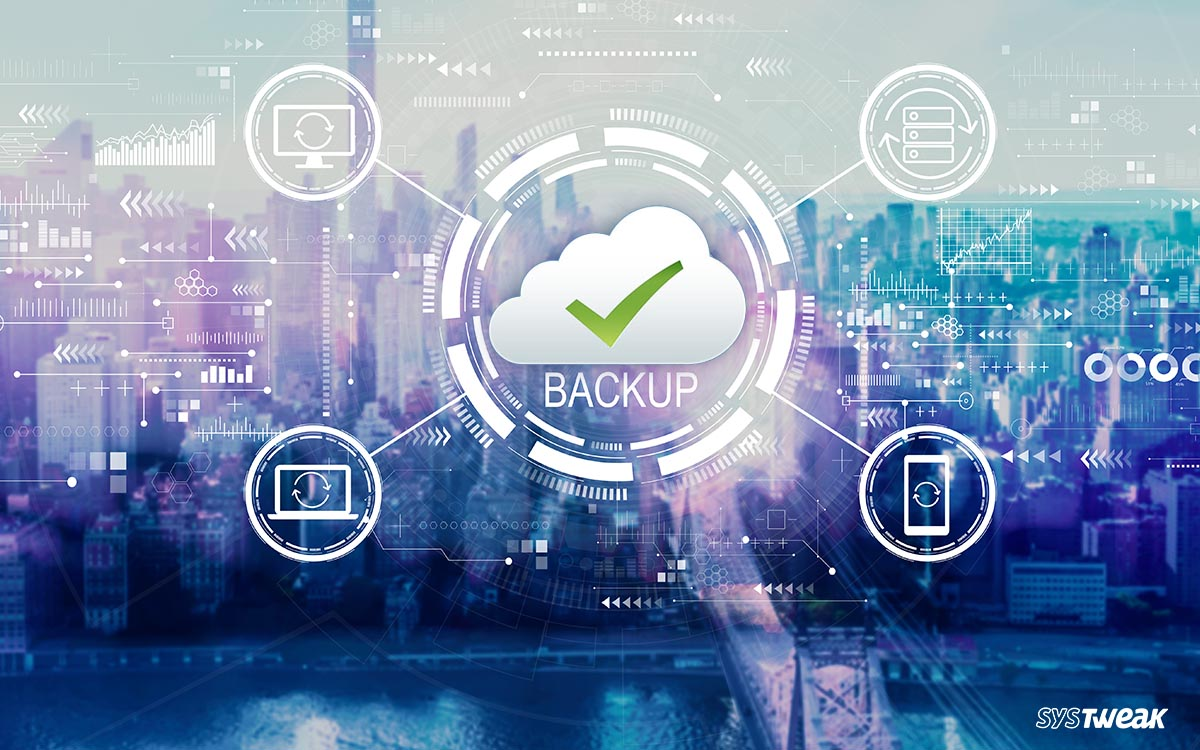 How Right Backup Can Help You Achieve Your New Year's Resolutions In 2021