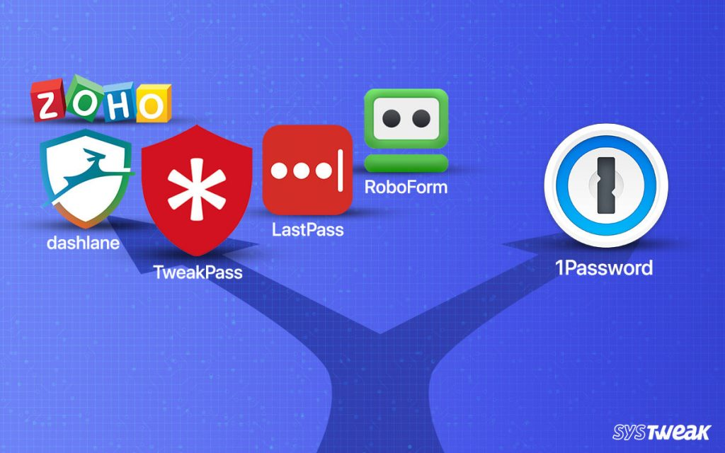 10 Best 1Password Alternatives – 2021 Worth Giving a Try