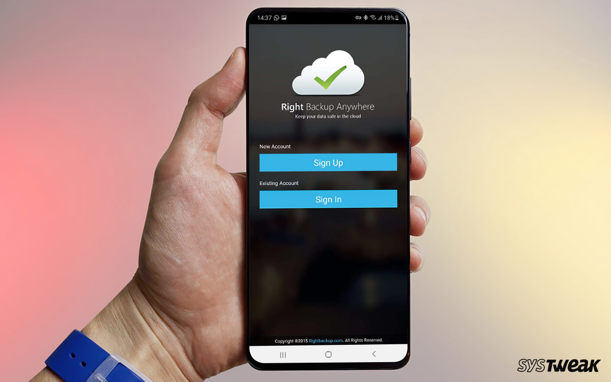 Why Is Right Backup For Android A Must Have Travel Essential?