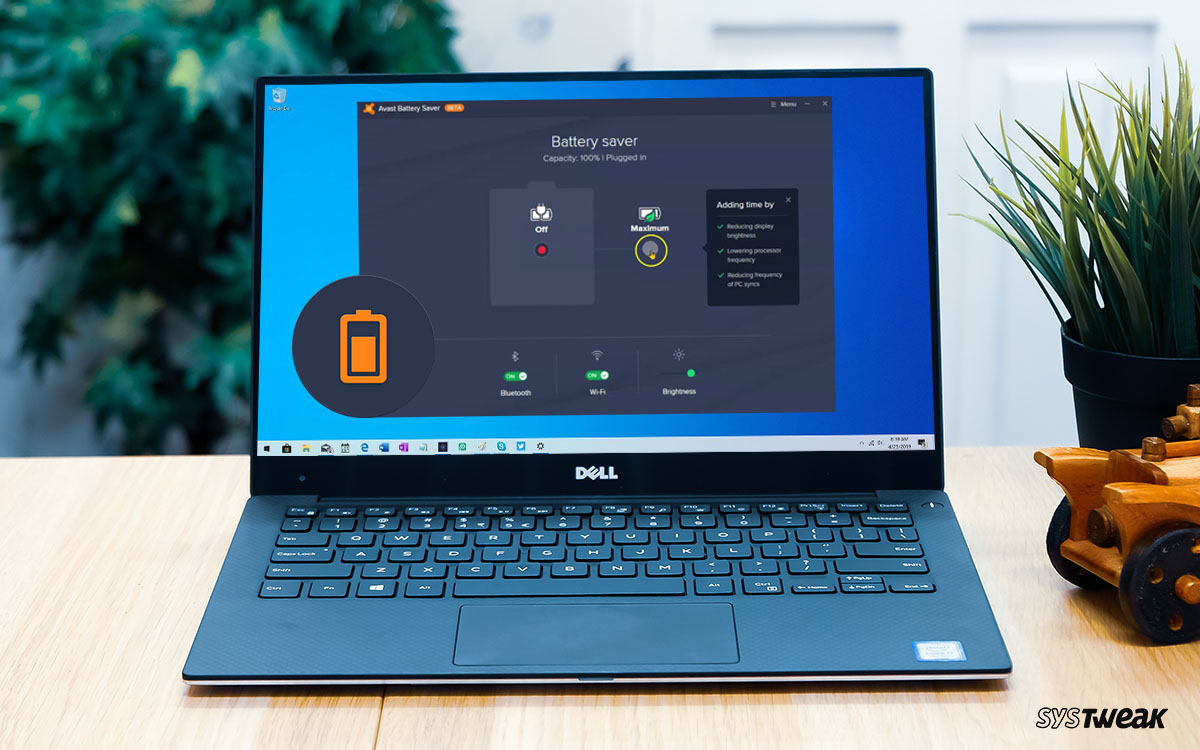 How Can Avast Battery Saver For Windows 10 Increase Your Productivity?